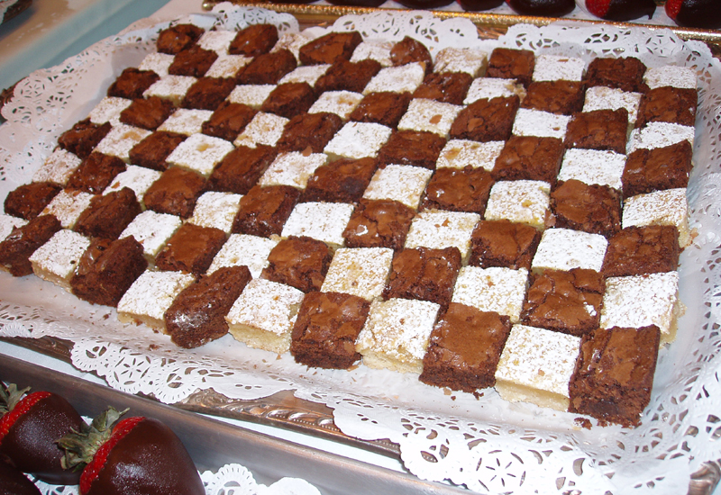 Lemon Bars & Brownies